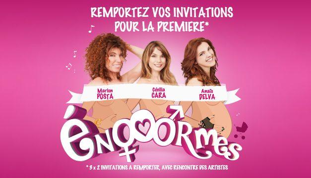 Concours «Enooormes»