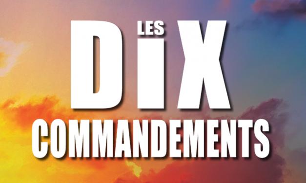 Annulation des Dix Commandements à la Seine Musicale