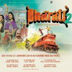 Bharati2 de retour en France