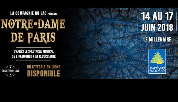 La Cie du Lac prépare Notre Dame de Paris