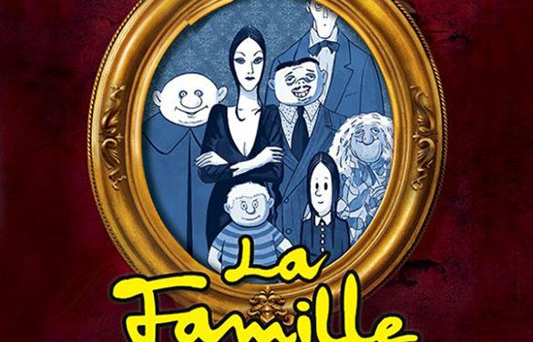 La Famille Addams de retour