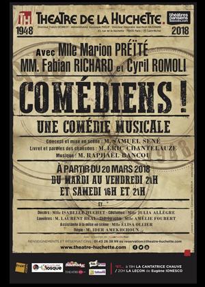 Comédiens