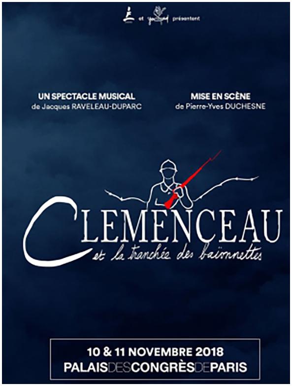 Clemenceau le musical