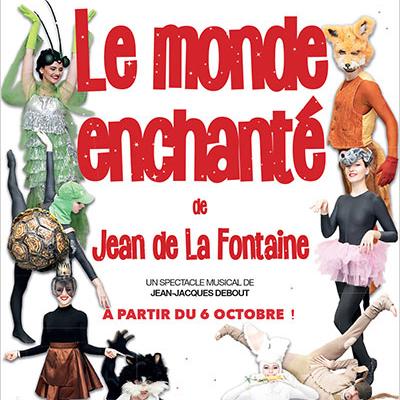 Le monde enchanté de Jean de la Fontaine