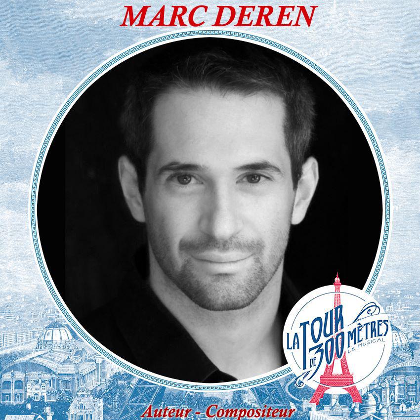 Marc Deren - Auteur/Compositeur