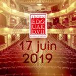 Trophées de la Comédie Musicale 2019