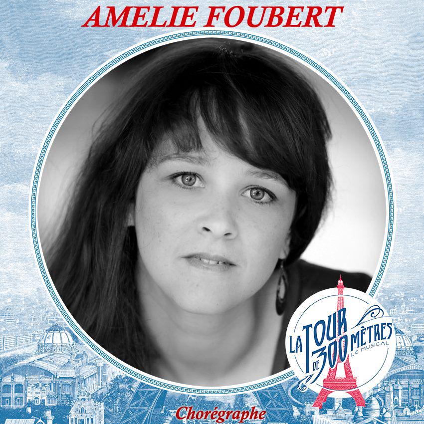 Amélie Foubert - Chorégraphe