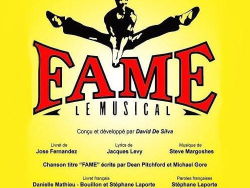 Casting pour Fame au Casino de Paris