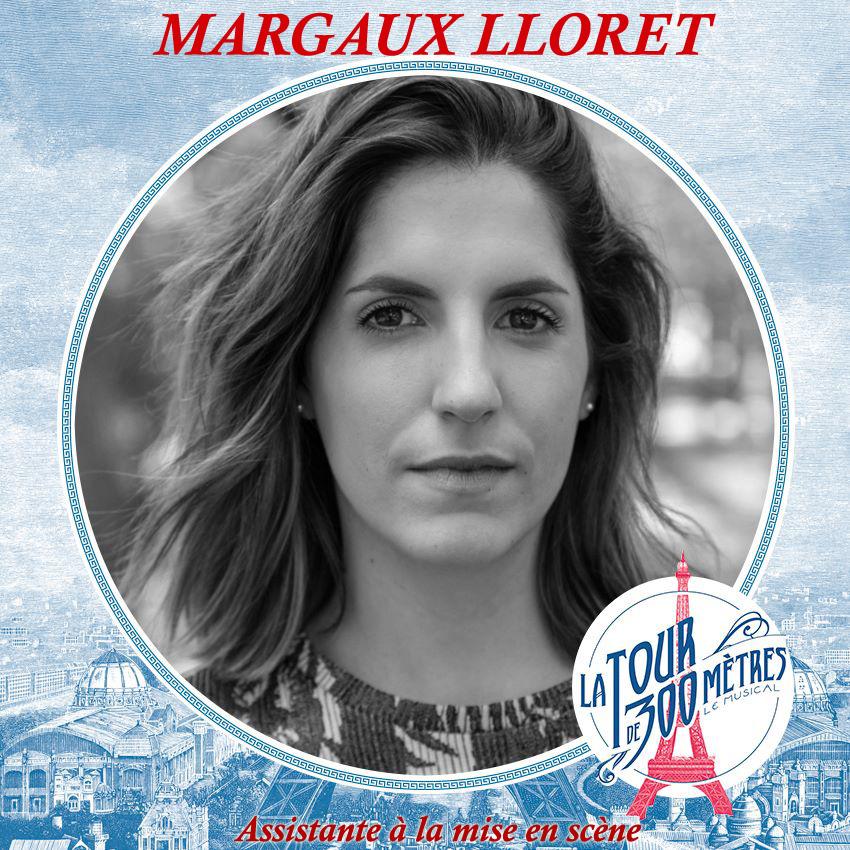 Margauxx Lloret - Assistante à la mise à en scène