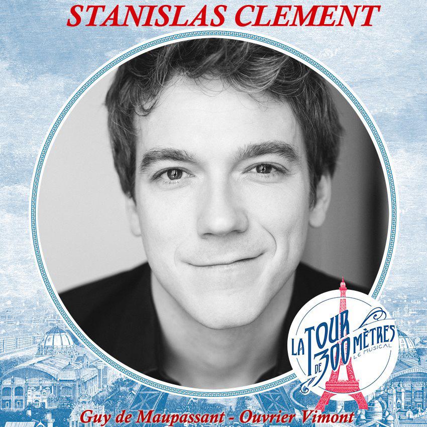 Stanislas Clément -Guy de Maupassant / Ouvrier Vimont