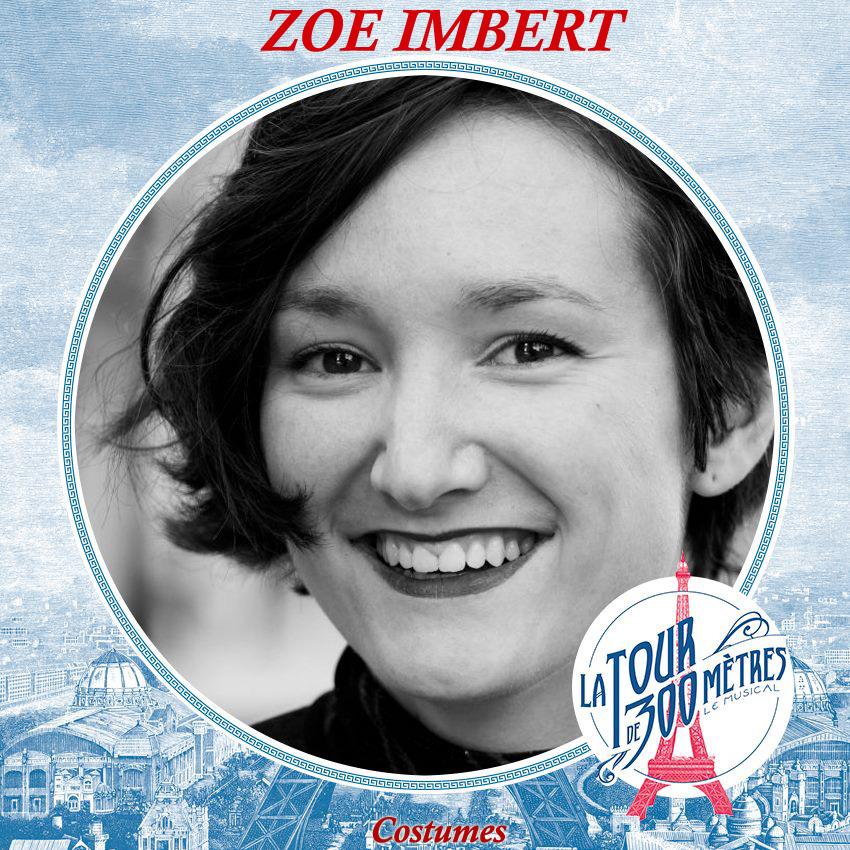 Zoé Imbert - Costumes