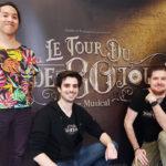 Auditions à l'AICOM pour Le Tour du Monde en 80 Jours