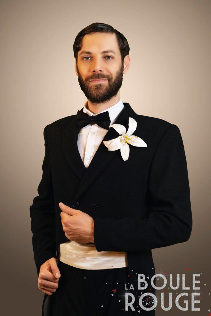 ALEXIS MAHI