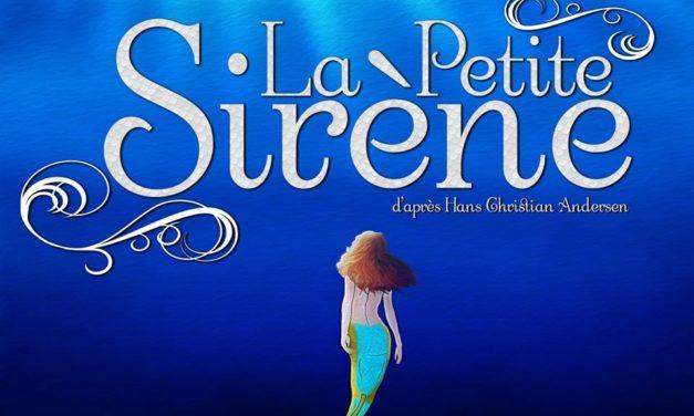 La Petite Sirène au Funambule Montmartre