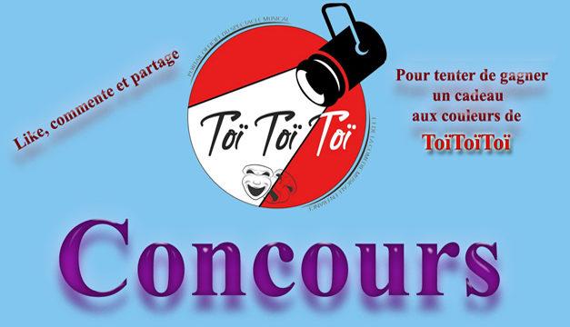 Concours Facebook – Gagner un cadeau surprise aux couleurs de ToïToïToï