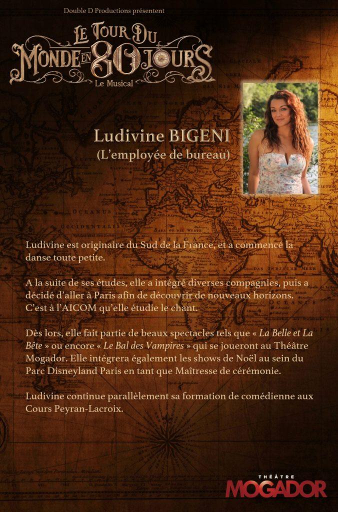 Ludivine Bigeni - Tour du Monde en 80 Jours