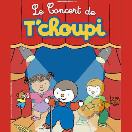 Le Concert de T'choupi