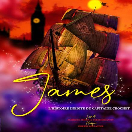 James – L'histoire inédite du Capitaine Crochet