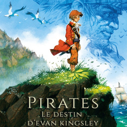 Pirates : Le Destin d'Evan Kingsley