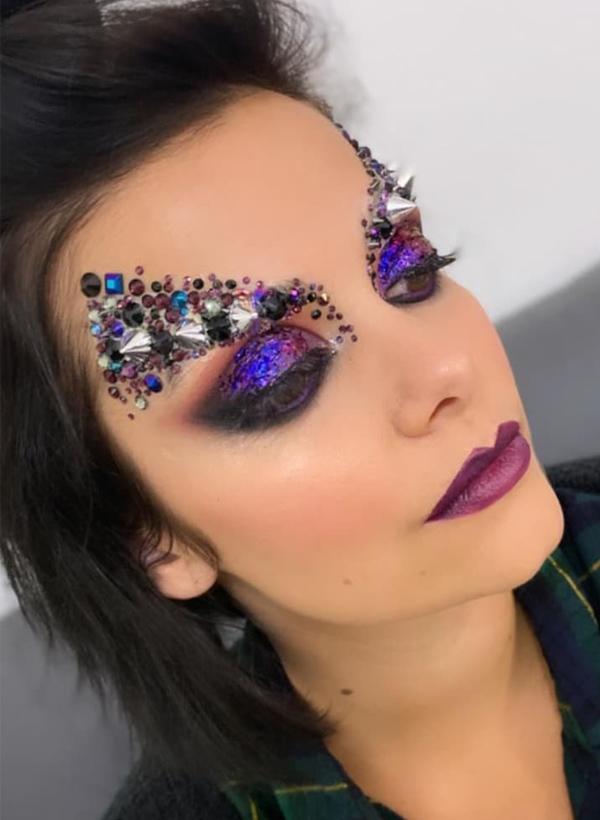 A Cirque de Paname - Création Make Up