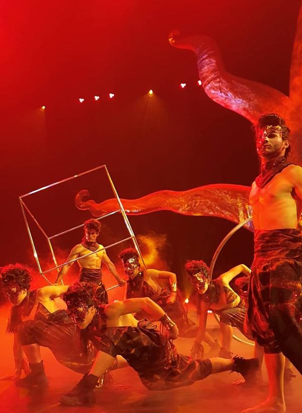 Cirque de Paname Repet 5
