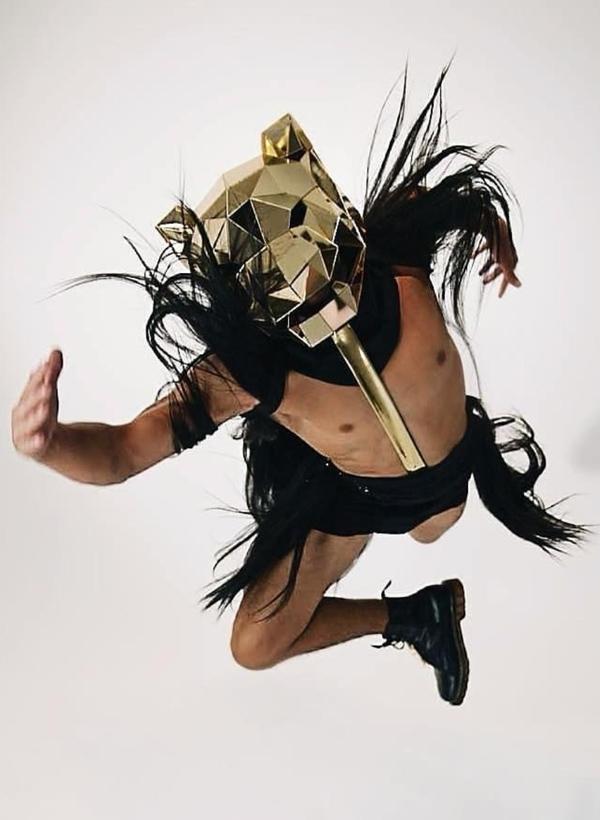 Cirque de Paname - Costume