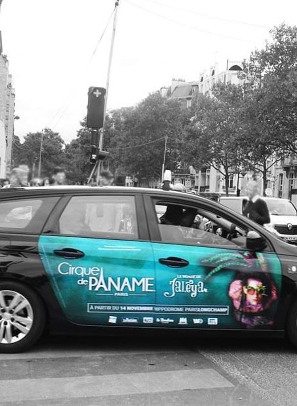 Cirque de Paname - Promo 2