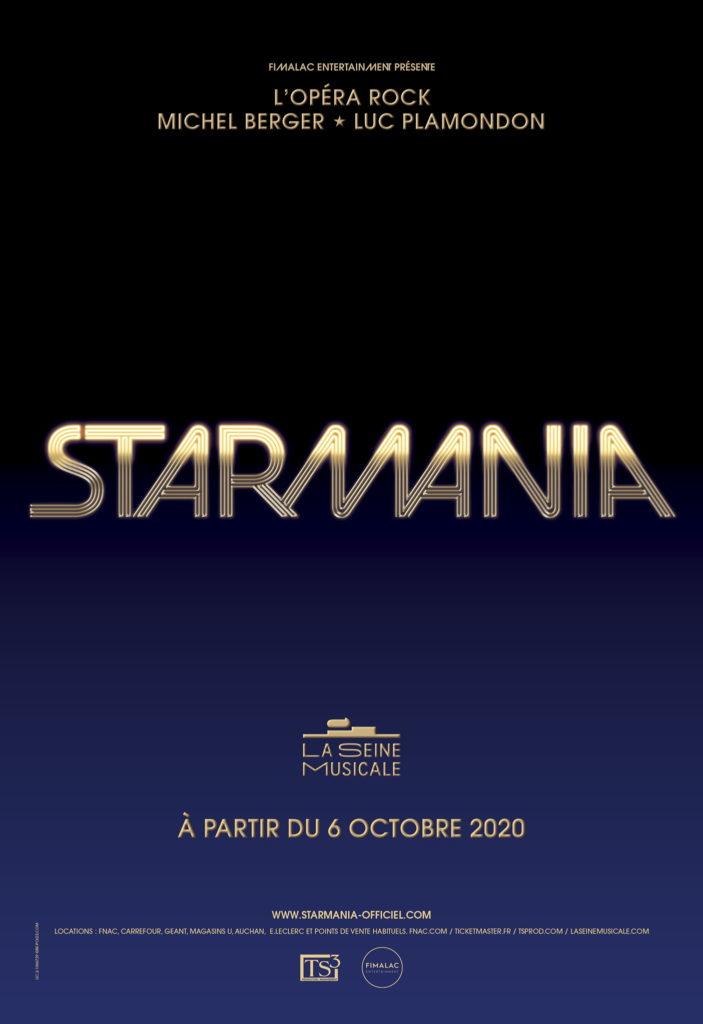 Starmania - Affiche