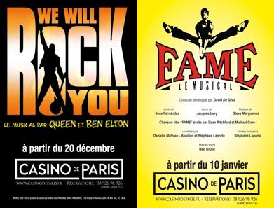 We Will Rock You - Fame Casino