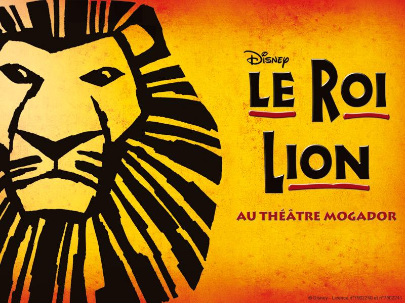 Le Roi Lion Affiche Provisoire
