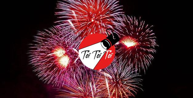 Toï Toï Toï vous souhaite une bonne année 2020 !
