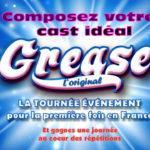 Concours Composez votre Cast Idéal pour le Grease Tour, l'Original