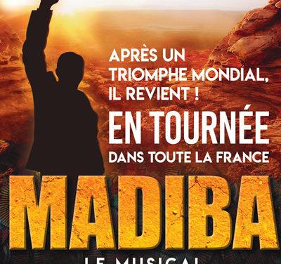 Madiba, de retour en tournée en 2020/2021