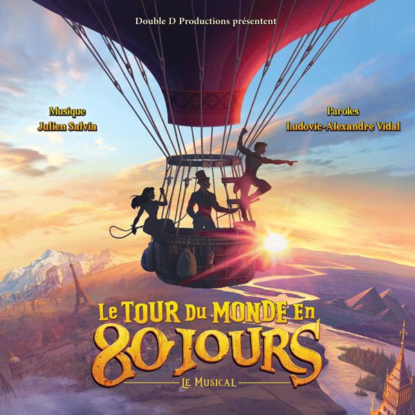 Le Tour du Monde en 80 Jours - Album