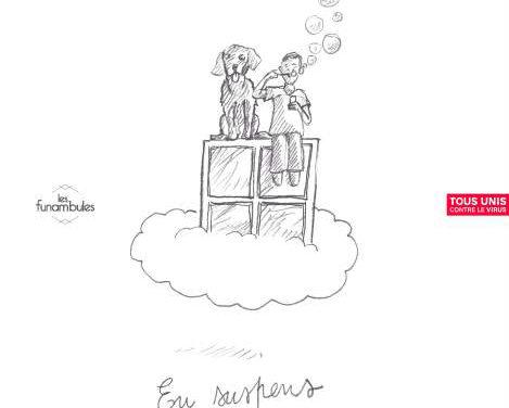 Les Funambules – EP solidaire – En Suspens