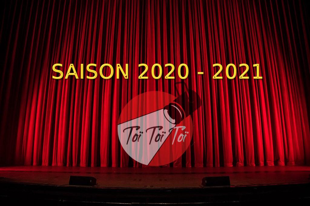 Saison 2020 - 2021