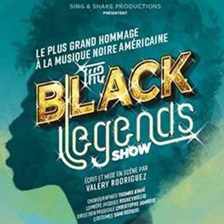 The Black Legends Show