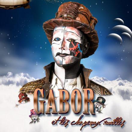 Gabor et les Chapeaux Rouillés