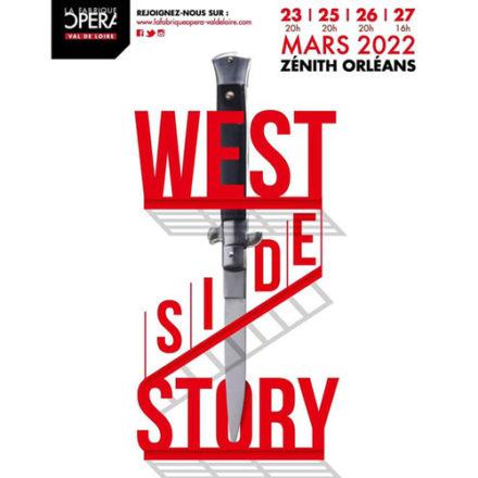 West Side Story – La Fabrique Opéra Val de Loire