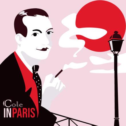 Cole in Paris