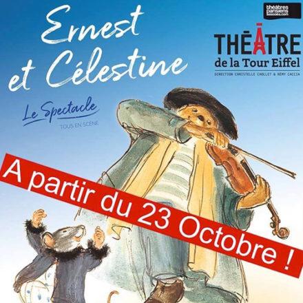 Ernest et Célestine – Tous en Scène