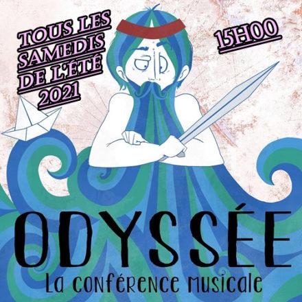 Odysée, la Conférence Musicale