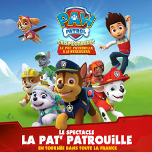 Pat'Patrouille – Le spectacle