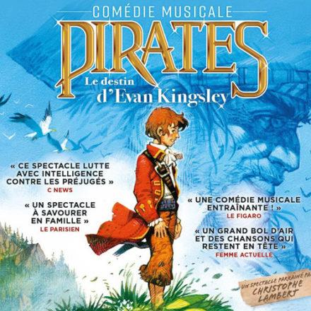 Pirates : Le Destin d'Evan Kingsley
