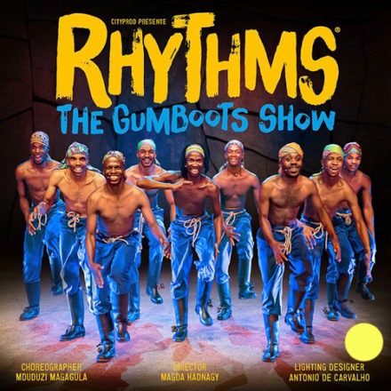 Rhythms the Gumboots Show