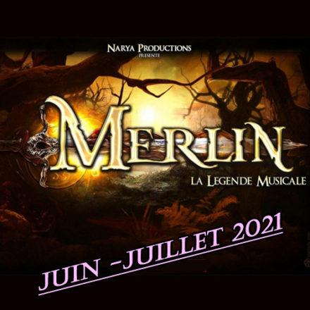 Merlin, la légende musicale