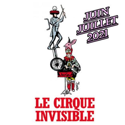 Le cirque invisible