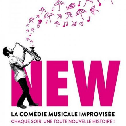 New, la comédie musicale improvisée