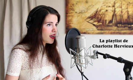 Charlotte Hervieux prend le contrôle de la playlist de Toï Toï Toï