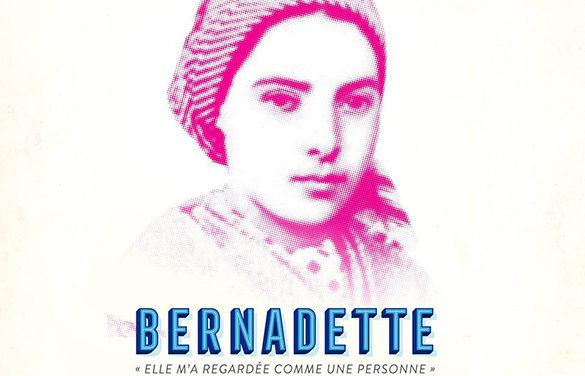 Sortie de l'album Bernadette de Lourdes